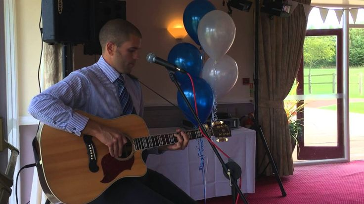 Fly Me To The Moon - Wedding Ceremony Guitarist