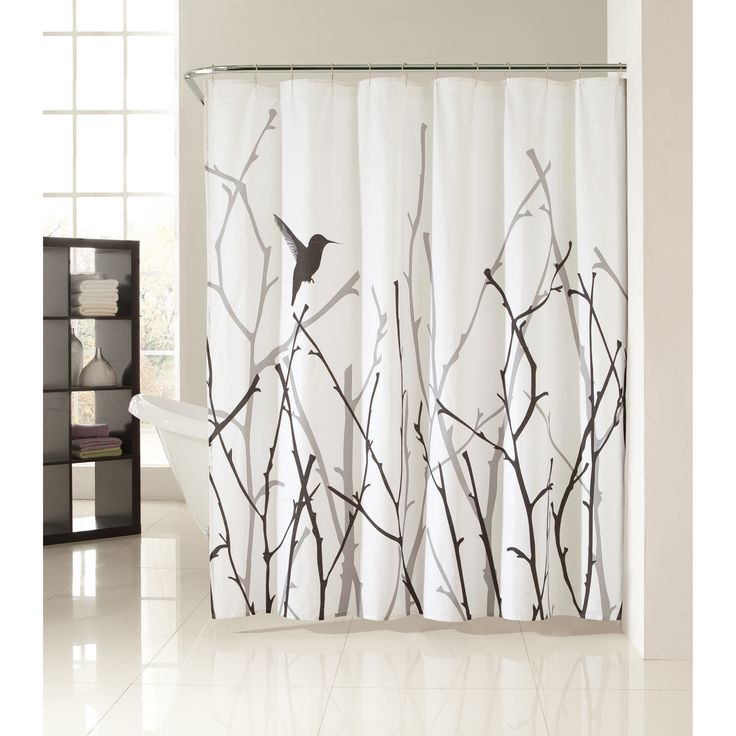 vicki shower curtain kensie