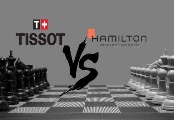 Batalla de marcas Relojes Tissot Vs Relojes Hamilton http://blgs.co/e89o72
