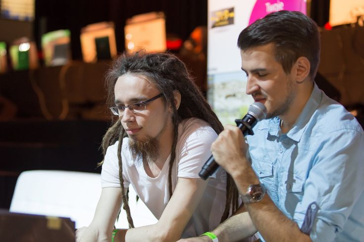 Nervarien i Izak na Orange Video Fest 2015