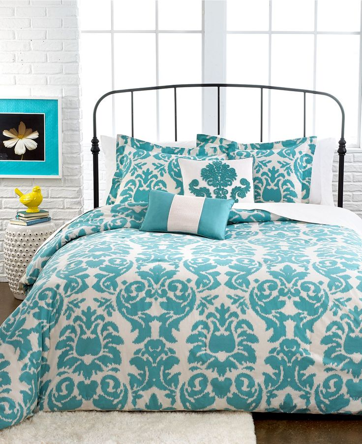 Best 25+ Turquoise bedding ideas on Pinterest | Teal and gray bedding,  Tropical bedroom products and Teal bedding