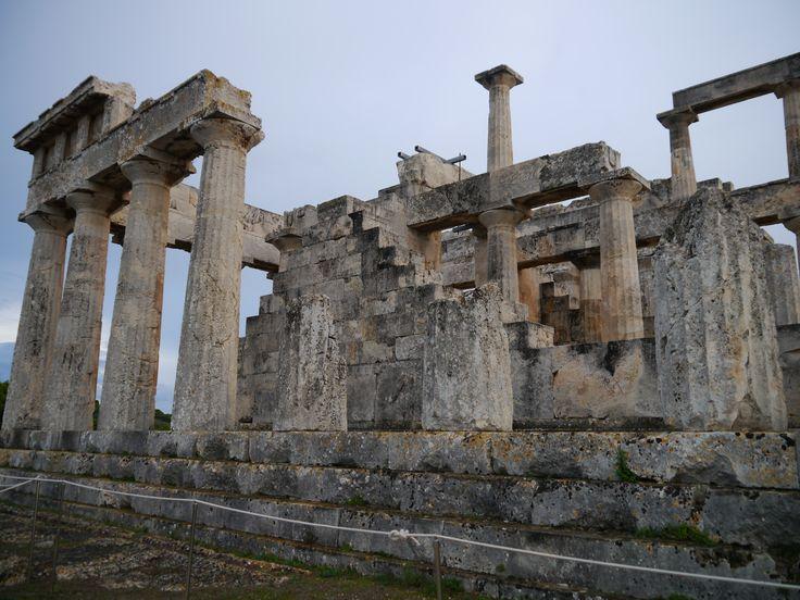 Griechenland, Insel Ägina Reisen