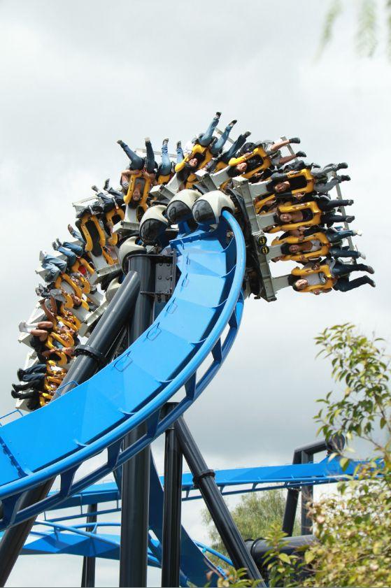 Batman: the Ride (Six Flags Magic Mountain)