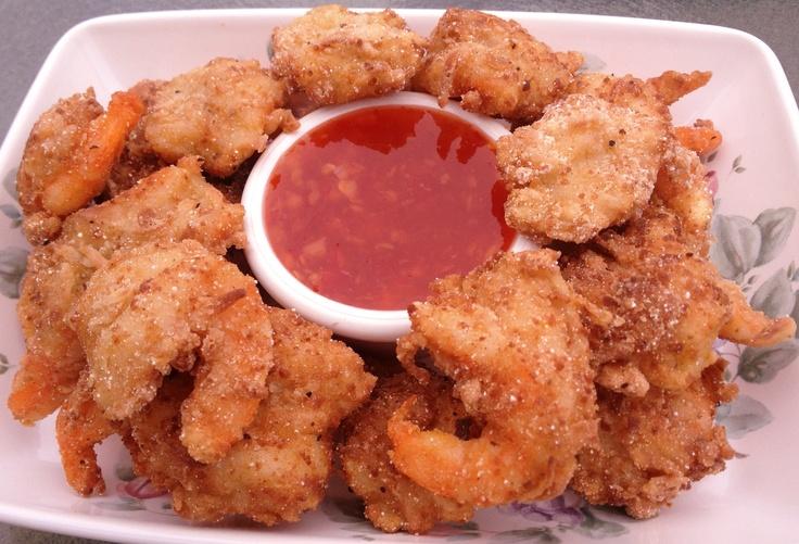 T.G.I.G.F! Coconut Shrimp  Yumm!!!  Click on photo for recipe on tgigf.com