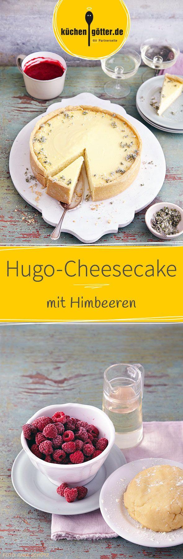 Unser Konkurrenz-Rezept für den New York Cheesecake: Wer als Cocktail begeistert, schmeckt auch als Kuchen einfach hinreißend.