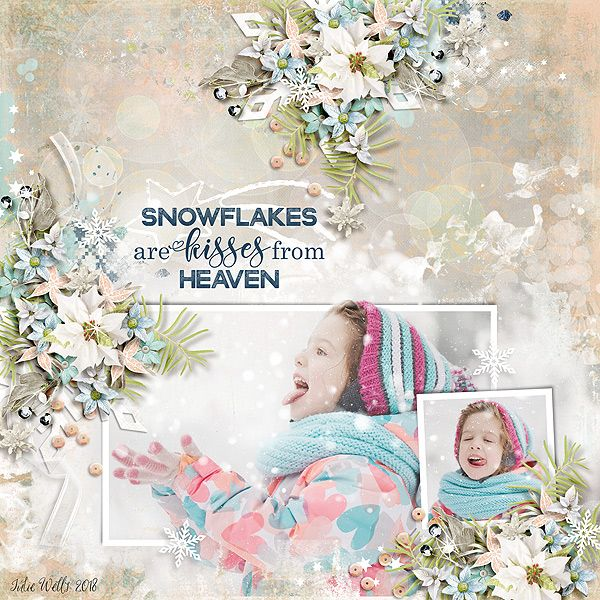 """""""As white snowflakes fall quietly and thickly on a winter day, answers to prayer will settle down upon you at every step you take, even to your dying day. The story of your life will be the story of prayer and answers to prayer."""" - Ole Hallesby"""