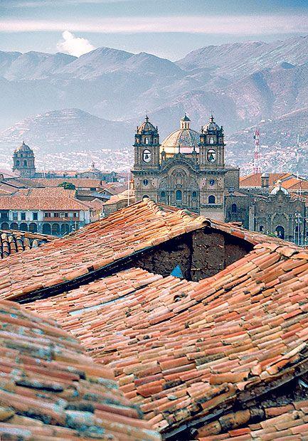 Igreja da Companhia de Jesus, Cusco, Peru