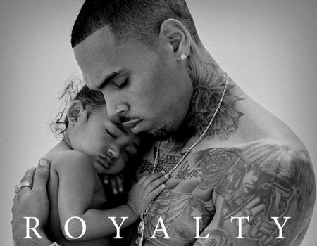 Chris Brown is paying tribute to his daughter on his latest album cover. The 26-year-old pop star...