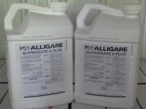 Glyphosate 4 Plus Herbicide Replaces Roundup - Generic 41% with Surfactant - 5 Gallon Credit 41 Extra by Glyphosate 4 +. $111.90. Glyphosate 4 Plus Herbicide 41% Glyphosate with Surfactant - 2x2.5 Gallon jugs this product is the same as as 41% Roundup. Glyphosate 4 Plus is a total Vegetation Killer. Kills on contact.