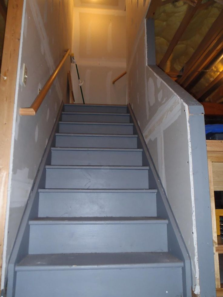11 Best Modern Basement Stairs Ideas to Complete your House