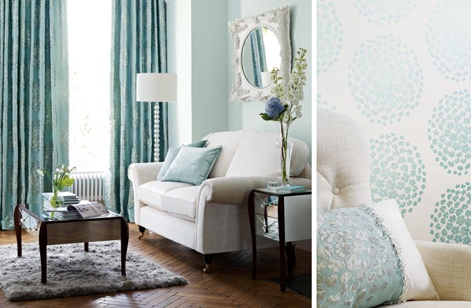 Laura Ashley Blog: POWDERY PASTELS