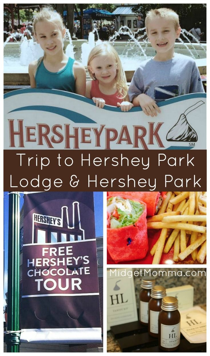 Trip to Hershey Park Lodge and Hershey Park in Hershey Pennsylvania. From food, to rides to staying at the Lodge and everything sweet that you need to know.