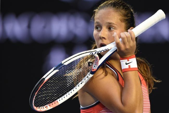 Daria Kasatkina vs Shuai Peng Live Tennis Scores - Women's Australian Open