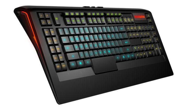 SteelSeries International shop - SteelSeries Apex Gaming Keyboard - Keyboards