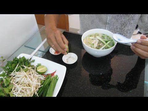 Суп Фо с курицей | рецепт все секреты приготовления супа Фо га | вьетнамская кухня | еда во Вьетнаме - YouTube