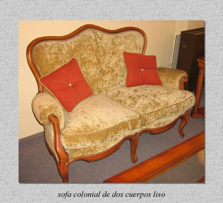 13 best images about estilo ingles on pinterest english ruby lane and chesterfield sofa - Sofas estilo colonial ...