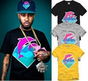 Free 2015 Hot T Shirts Man Brand Tshirts Men's Fashion Pink Dolphin T-shirt,high Quality Hip Hop Fashion New Style 100% Cotton Mens T Shirt Online with $16.76/Piece on Mellonwen's Store | DHgate.com