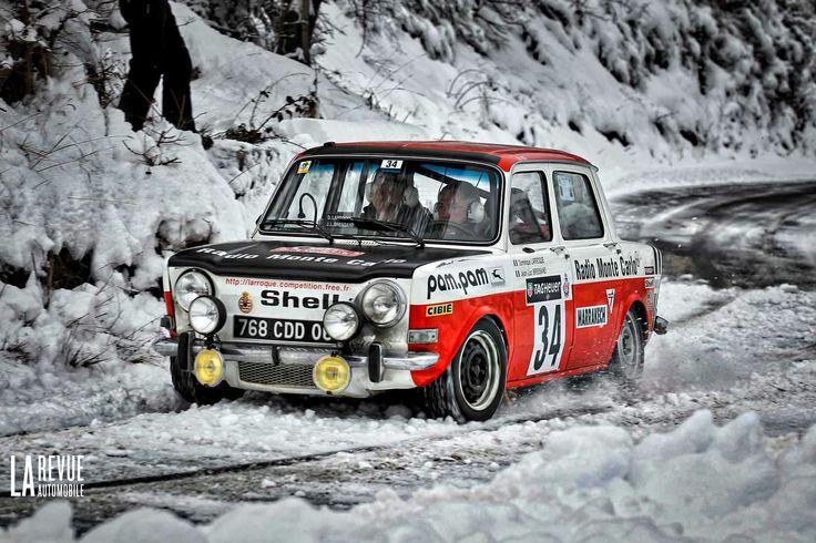Simca 1000 Rallye 2