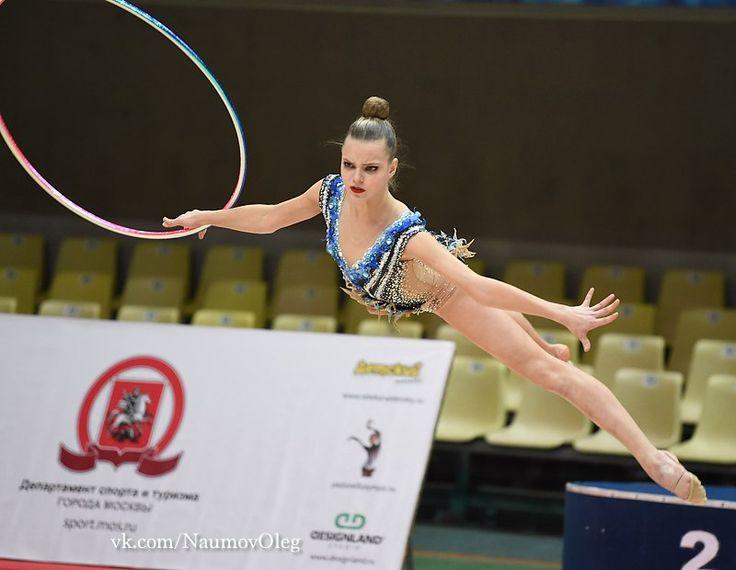 Polina Shmatko (Russia), hoop 2017