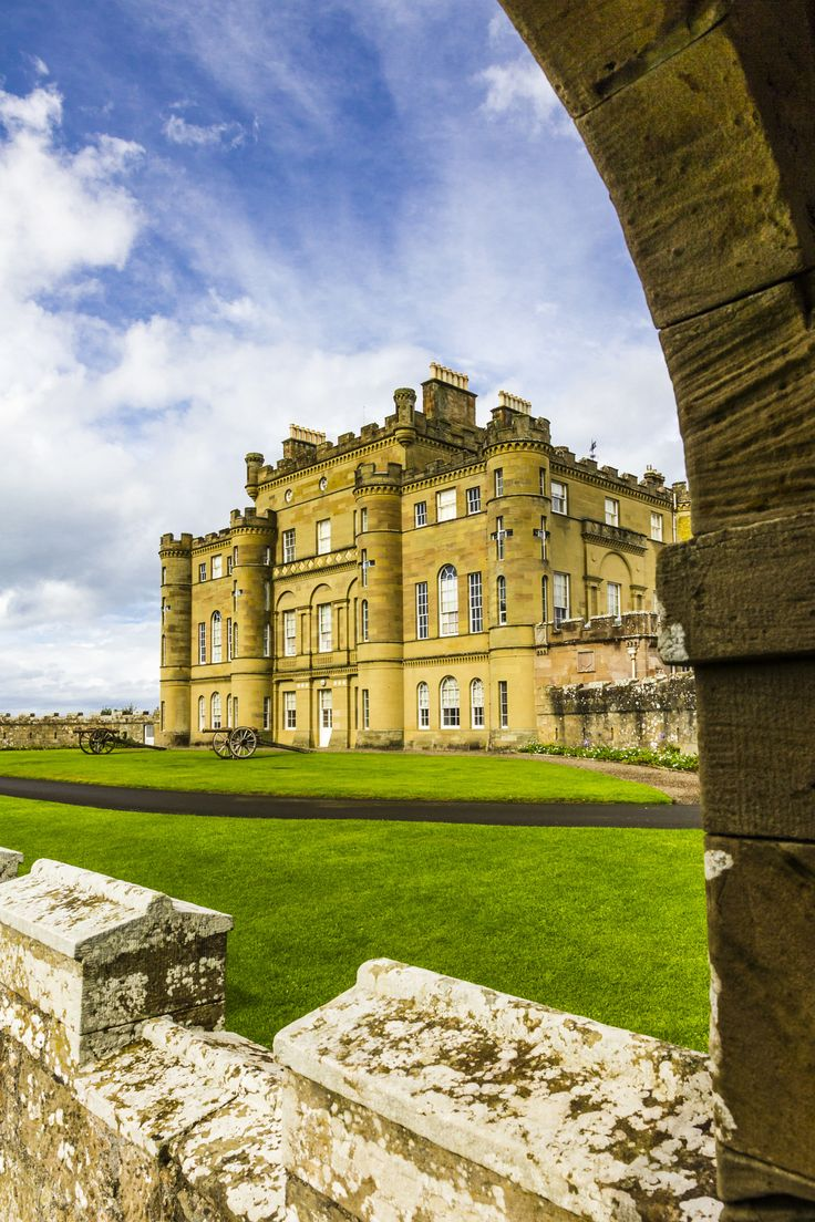Scotland-Culzean Castle by thomas h. mitchell on 500px