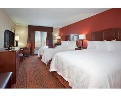 Hampton Inn & Suites Denver/South-RidgeGate Hotel, CO - Two Queens Bedroom
