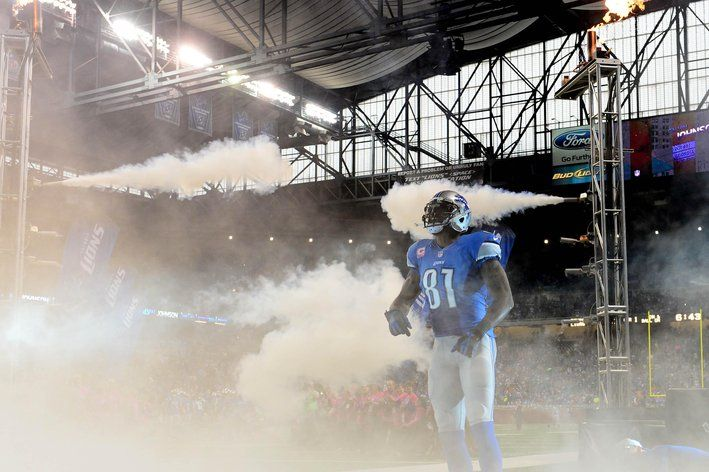 Lions' 2014 preseason schedule announced - Pride Of Detroit