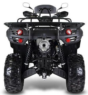 Farm quad 600 SL black model. The TGB farm quad range offers an excellent choice of specifications and value for money. For more information or a quotation, please visit our website http://www.fresh-group.com/farm-quad.html or call us on 0845 3731 832