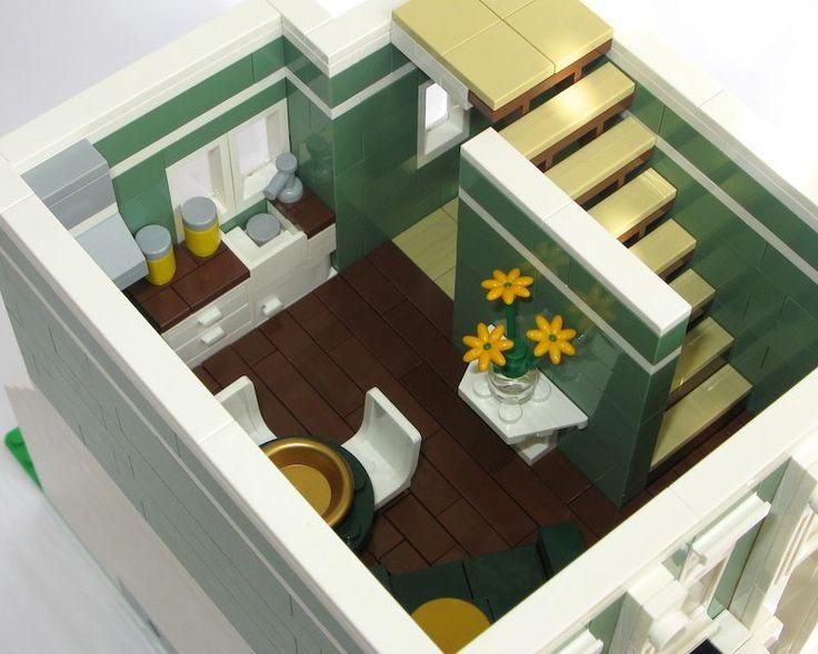 Bilder zu lego auf pinterest lego möbel modern und moderne häuser