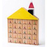 Kukkia gg* Apartment 31 Wooden Advent Calendar | Scout & Co