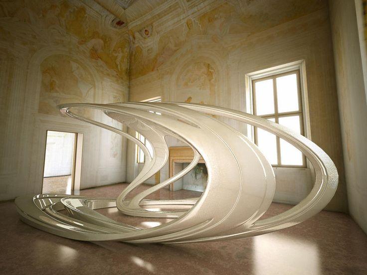 Organic Form Sculpture | Arte - Esculturas, Natureza ...