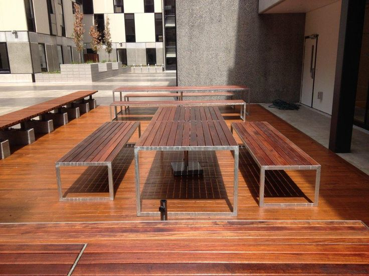Carlaw Park, Auckland #outdoor #furniture #custom