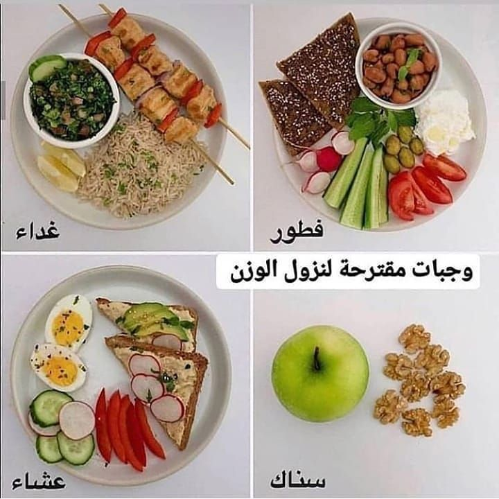 Pin By Roudina Rajab On الدايت Healthy Recipes Food Healthy