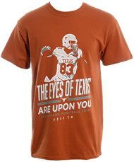 University of Texas 2015 Longhorn Schedule Tee