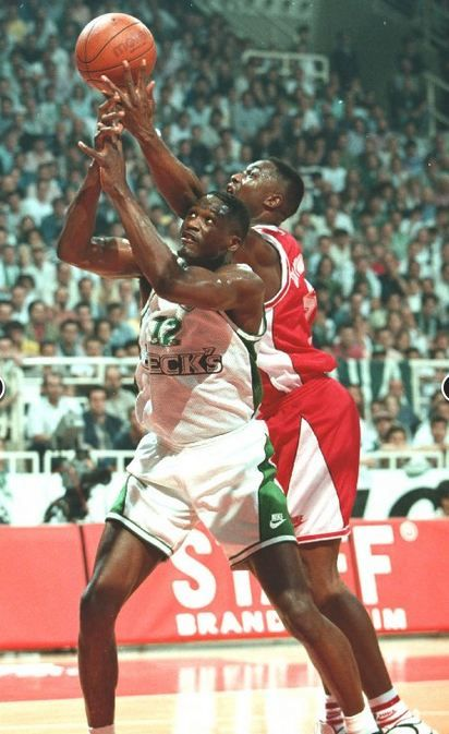Dominique Wilkins Panathinaikos 4