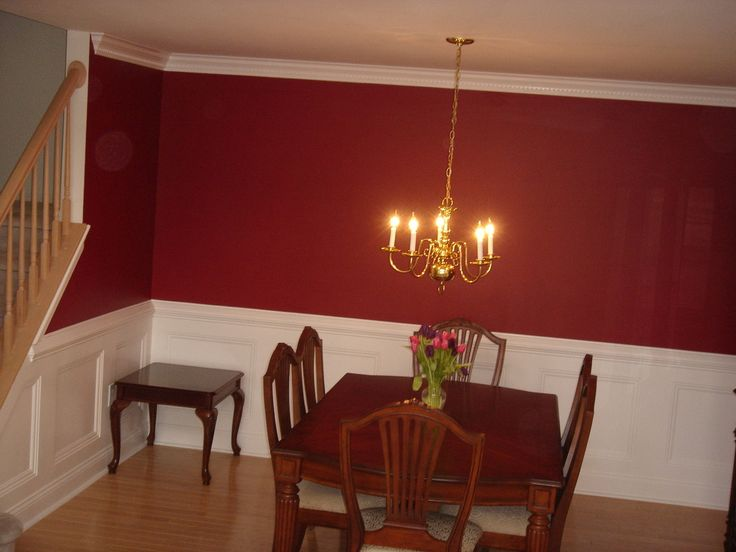 17 best images about calendar 2015 on pinterest dining for Painting dining room with chair rail ideas