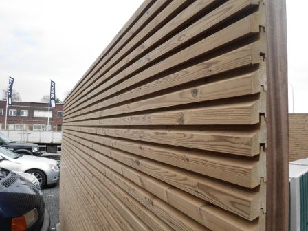 Schrijnwerkerij Stuyts - Outdoor wood concepts / Free Willy