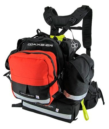"The Coaxsher SR-1 Search and Rescue Pack is at the top of my ""dream"" list right now. Of course, I have to buy everything in pairs since SAR is a family affair, so this $240 treat will have to wait!"