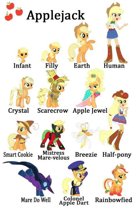 Apple Jack is best pony