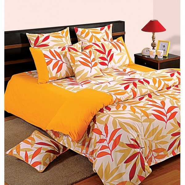 Yellow Passion Shades of Paradise- 5904 Duvet Covers, Comforters and Quilts