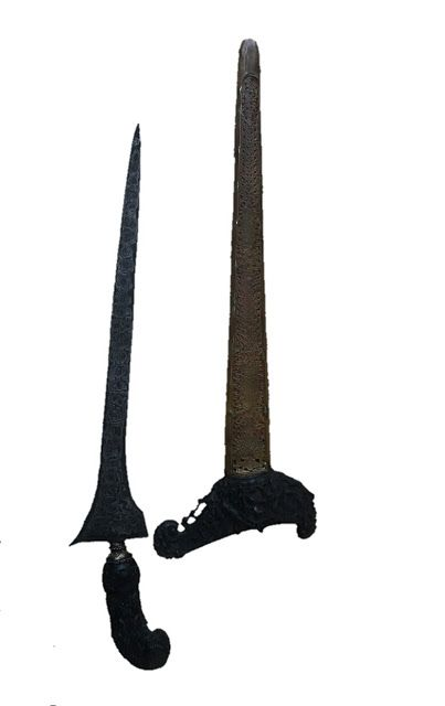 antik: Keris