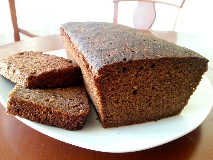 Настоящий черный хлеб своими руками!