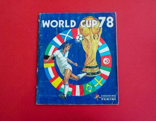 Rare argentina 1978 world cup wm wc 78 #panini #sticker album - 100% #complete,  View more on the LINK: http://www.zeppy.io/product/gb/2/322414343849/