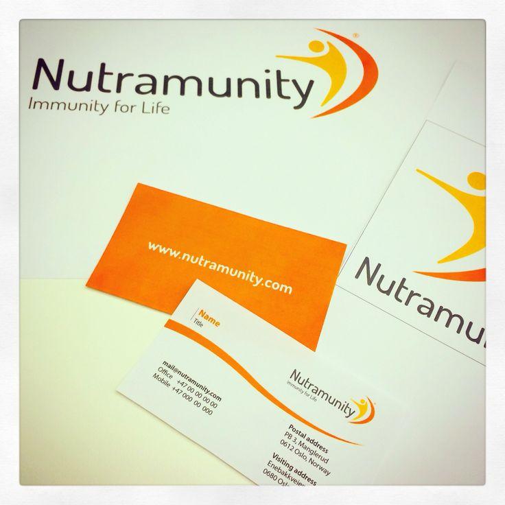 Logo for Nutramunity