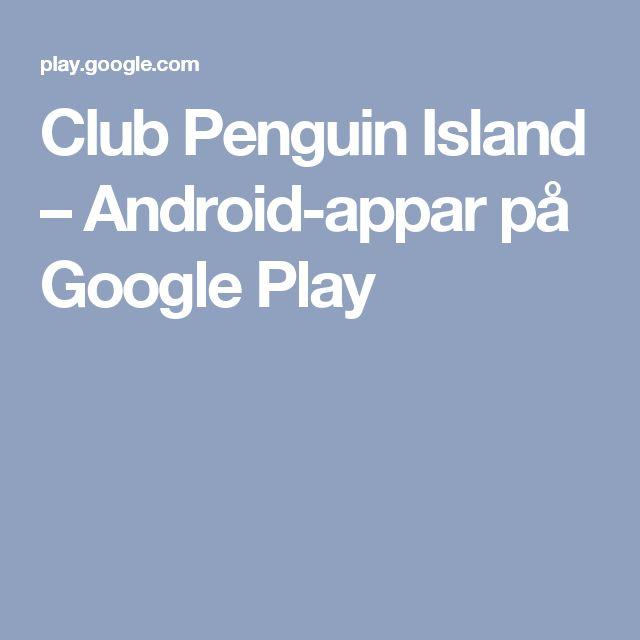 Club Penguin Island – Android-appar på Google Play