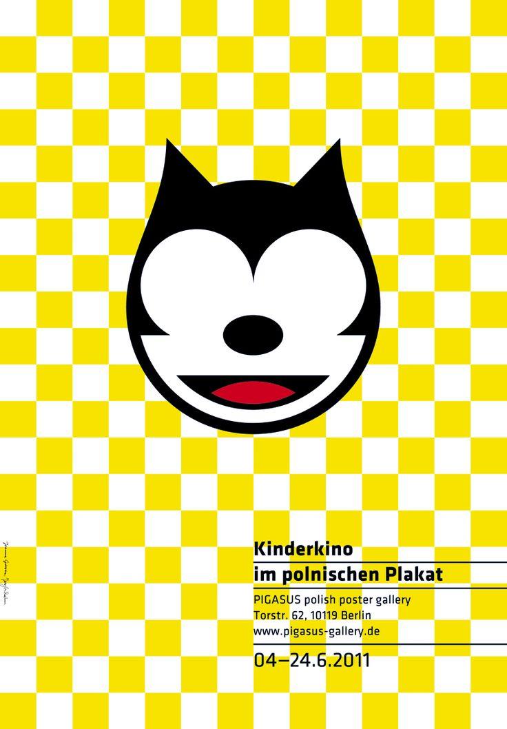 Children's Films in Polish Posters -- plakaty-filmowe-felix-2011