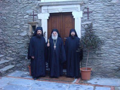 Ιερά Μονή Παναχράντου – Αγίου Παντελεήμονος: Χαιρετισμός Αδελφότητας