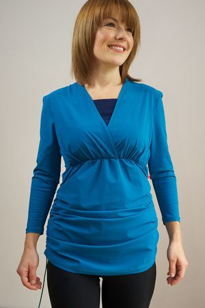 #Maternity  #BreastFeeding #Tops #StylishMom/Mum- #Finesse, £78.00 (http://www.mummafly.com/finesse/)