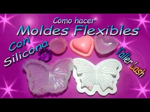 MOLDES FLEXIBLES (CASERO)