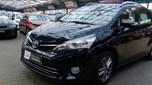 2018 Toyota Verso Price and Redesign