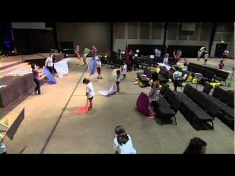 Expressions of Worship, Bethel Church Redding, Childrens Impartation POWERFUL